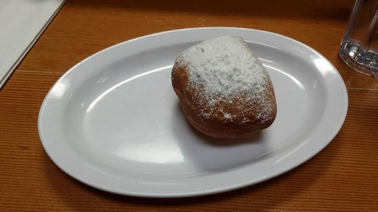 Brenda's French Soul Food: Take absolutely those chocolate beignets