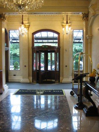 The Shelbourne Dublin, A Renaissance Hotel: Shelbourne lobbie