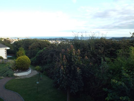 The Lookout Guesthouse : View