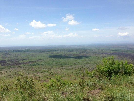 Masaya Volcano National Park: Paisaje3