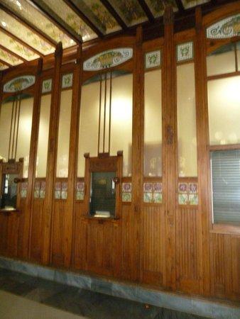 Estación del Norte: biglietteria
