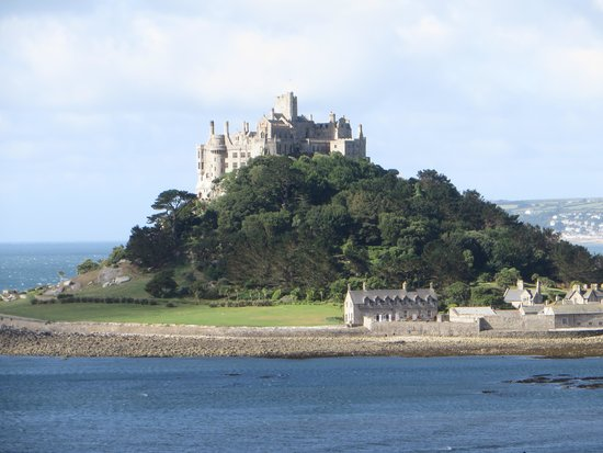St. Michael's Mount: Amazing x