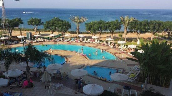 Pernera Beach Hotel: View from our room :-)