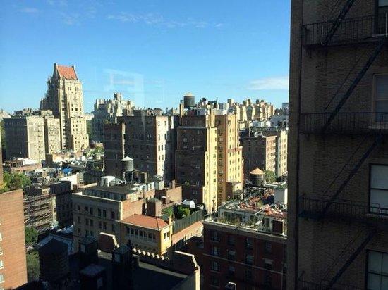 Loews Regency New York Hotel: autre vue depuis la chambre au 19ème