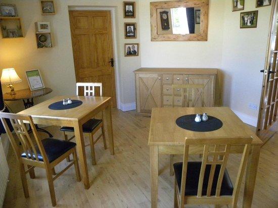 Toberdornan House: Dining Room