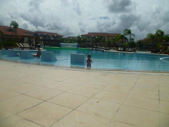 Grand Palladium Imbassai Resort & Spa: Enormes piscinas