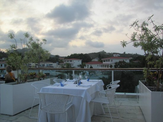 The Tropical at Lifestyle Holidays Vacation Resort: The View from the Club House
