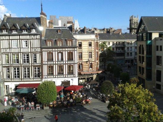 Hotel de Bourgtheroulde, Autograph Collection : vue de la chambre