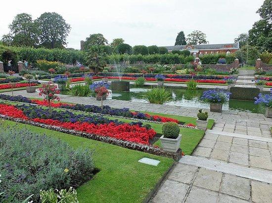 Kensington Palace : Il giardino del Palazzo