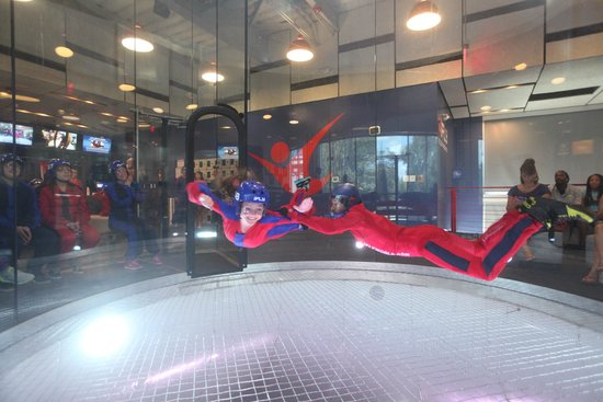 iFLY Austin Indoor Skydiving: Hannah