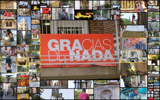 Sacromonte: poupurri de la magica Granada, España