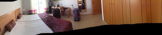Hotel Apartamento Forte Do Vale: bedroom
