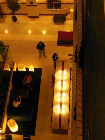 Hampton Inn & Suites Mexico City - Centro Historico: patio