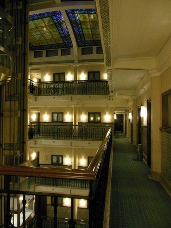 Hampton Inn & Suites Mexico City - Centro Historico: interieur