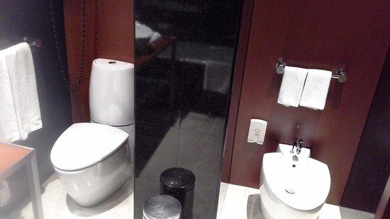 Radisson Blu Hotel, Lisbon : baño 2