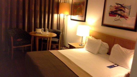 Radisson Blu Hotel, Lisbon : cama