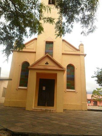 Sao Martinho da Serra, RS: Igreja de São Martinho da Serra