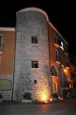 Hotel Villa Torre Antica: la facciata