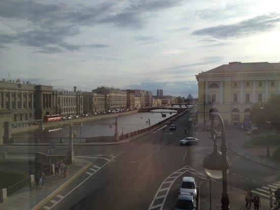 Rossi Boutique Hotel & SPA: Vistas