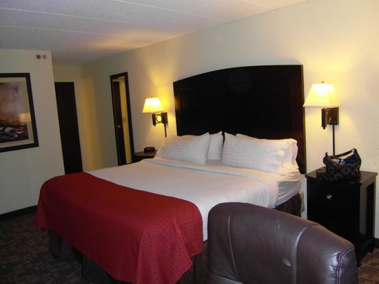 Holiday Inn & Suites Charleston West: King