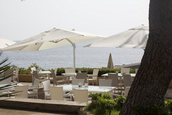 Grand Hotel Villa Igiea - MGallery by Sofitel: Le bar de la piscine
