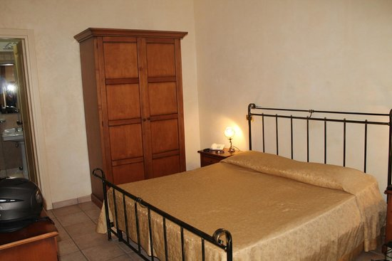 Hotel Villa Torre Antica: la camera