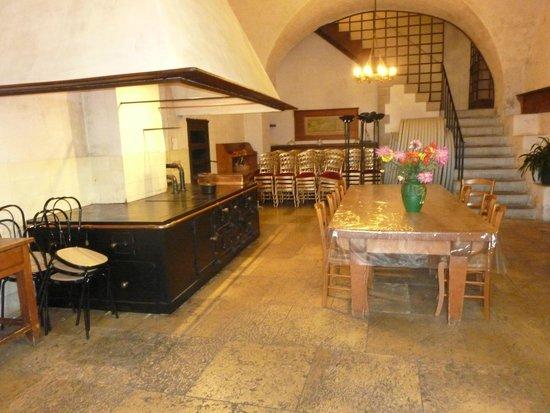 Chateau de Ripaille, jardins, vignobles: Cuisine