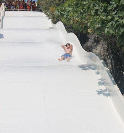 WaterPark: slide
