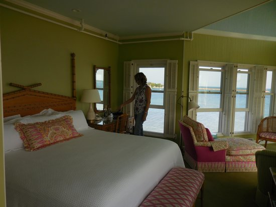 Hotel Iroquois : Tower suite