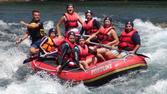 Fortune Rafting : Rafting
