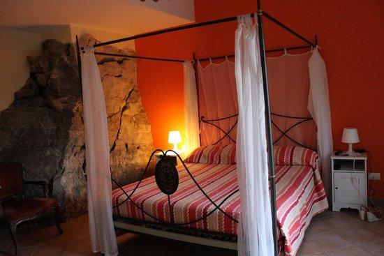 Casarufolo Paradise: La camera Tesoro