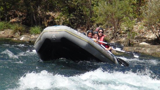 Fortune Rafting : Canyonıng