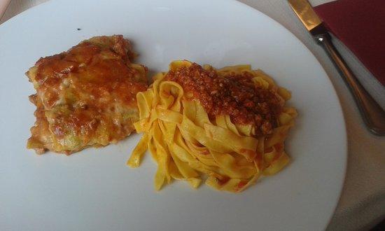 Ristorante Bolognese : Il bis di primi piatti