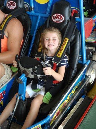 Rockin' Raceway Arcade: Ready...for the Ride!!