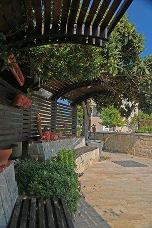 Nostos Hotel : Seating area