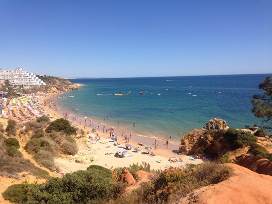 Hotel da Aldeia: Nearest beach, 5minute walk