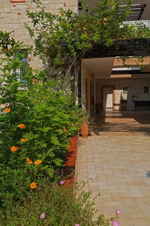 Nostos Hotel : Accommodation block