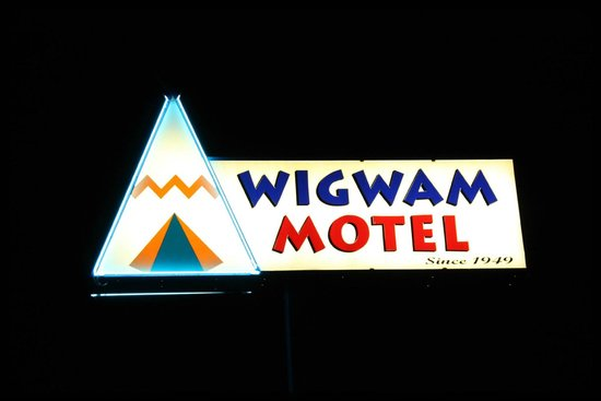 Wigwam Motel: Cartel