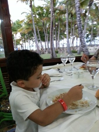 ClubHotel Riu Merengue: Dining