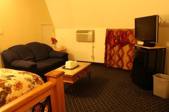 Wigwam Motel: Habitación