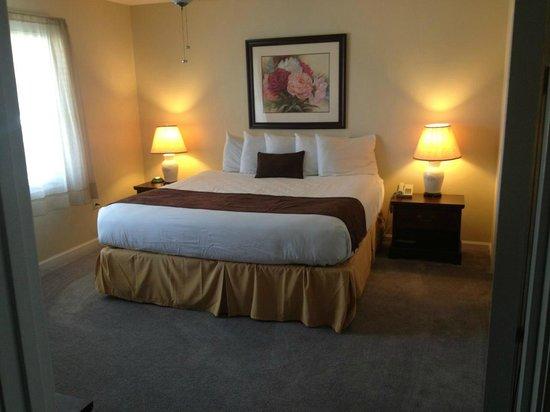 Beau Rivage Golf & Resort : bedroom