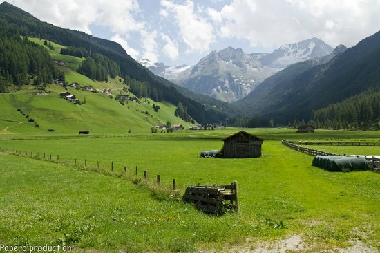Berghotel Alpenrast: Panorama