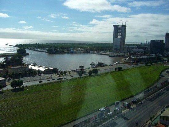 Sheraton Buenos Aires Hotel & Convention Center : Vista de desde la ventana de la habitacion