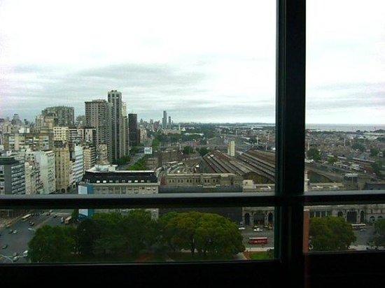 Sheraton Buenos Aires Hotel & Convention Center : Viste desde donde sirven el desayuno