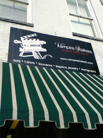 Vampire Stalkers/Mystic Falls Tours-Vampire Diaries/Originals Tours: Vampire Stalkers Store