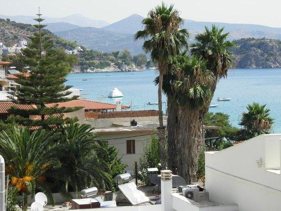Frini Hotel: Θέα απο το δωμάτιο