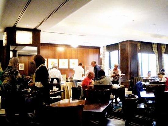 Radisson Blu Alcron Hotel, Prague : Petit déjeuner