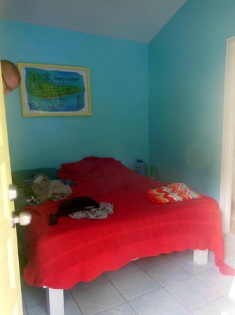 Barefoot Beach Belize: Our Room