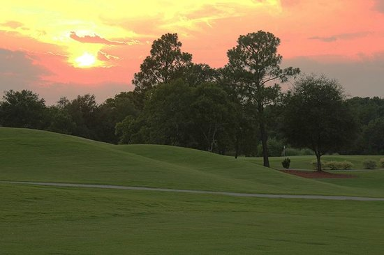 Beau Rivage Golf & Resort : the course