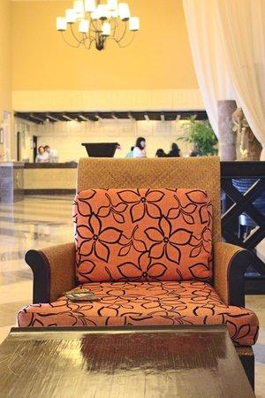 Omni Cancun Resort & Villas: Main Lobby
